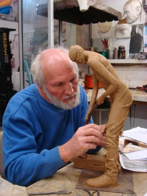 Greg James Sculpture Studio